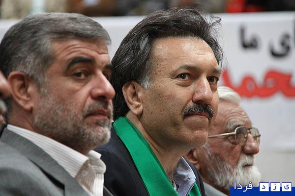 گزارش تصویری همایش حامیان محمد صالح جوکار در سالن وحدت