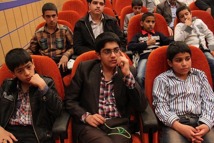 حفظ اوقاف گزارش تصویری از آئین افتتاحیه مسابقات سراسری قرآن کریم در یزد