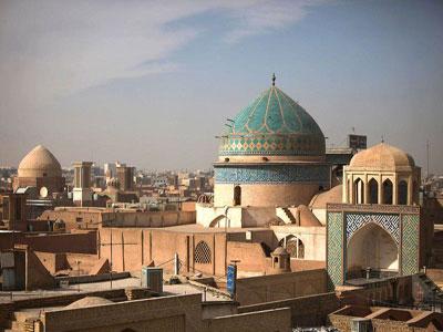 پیشنهاد معرفی ویژگیهای شهر یزد در کتابهای درسی دانش آموزان